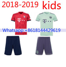 2018 kids PSG Soccer jersey Maillot De Foot Training Suit Barcelonas Bayernes Dortmund Arsenales Liverpooles Atleticoes(China)