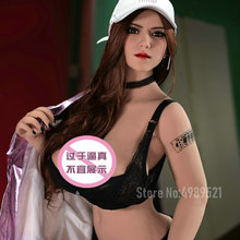 168 cm J CUP Real Life Full Body Realistic Solid Silicone Love Sex Dolls,Real Anime Adult Dolls For Men Metal skeleton