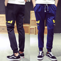 New Fashion Brand Men Pants Men Pencil Pants Joggers Sweatpants  Pants Trousers With Eyes printed