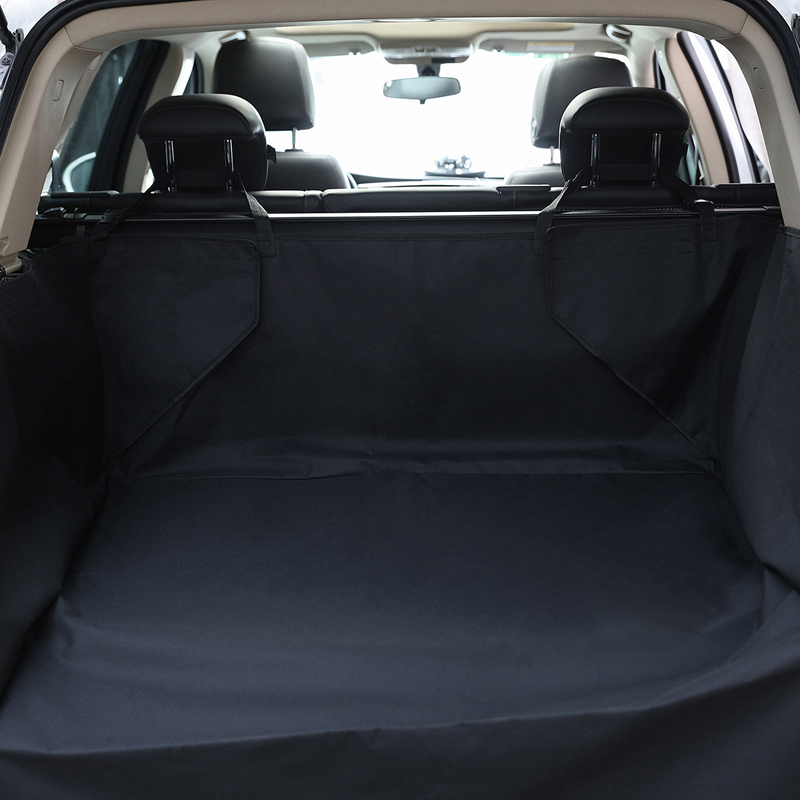 New Design! Dual-use Seat Cover Waterproof 600D Oxford Dog Auto Car Trunk Mat / Back Seat Cover Pet Mats With 3 Color for SUVNew Design! Dual-use Seat Cover Waterproof 600D Oxford Dog Auto Car Trunk Mat / Back Seat Cover Pet Mats With 3 Color for SUV
