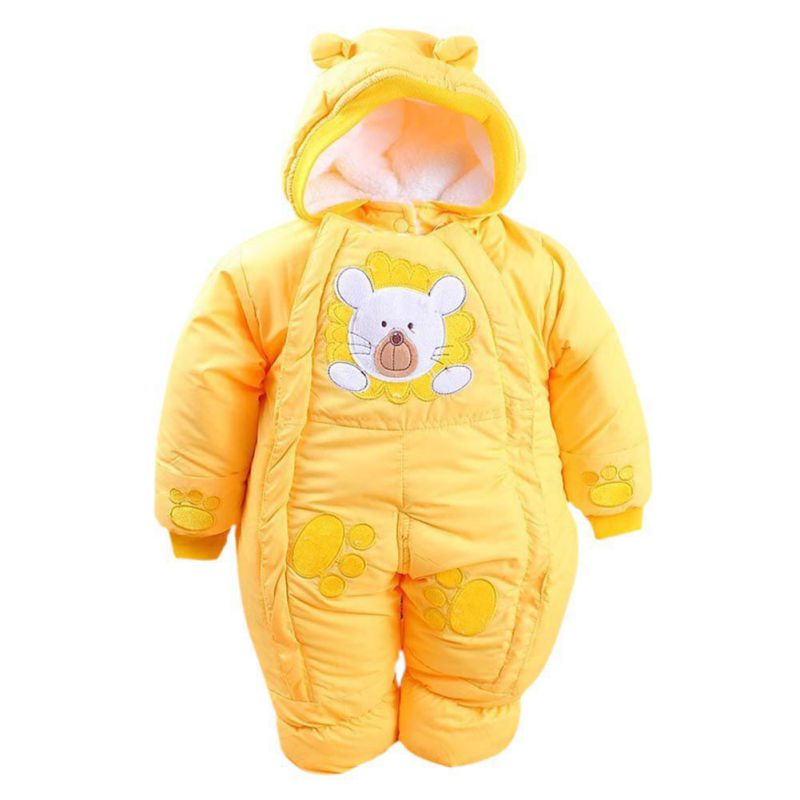 100% Cotton Thick Cartoon Baby Girls Boys Clothing Sets Clothes Newborn Infant Rompers One-piece Jumpsuit Costume Shorts