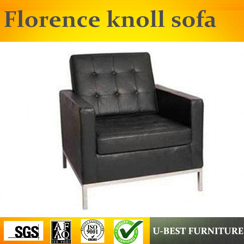 U BEST Classic Florence Knoll Lounge Chair/replica Florence Knoll Sofa  Chair,mordern Leather Recliner Sofa Chair In Living Room Sofas From  Furniture On ...