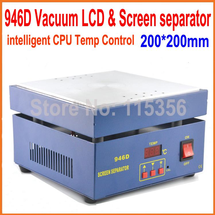 2016 Hot sales 220/110V 946D LCD screen separator machine,upgraded from 946C