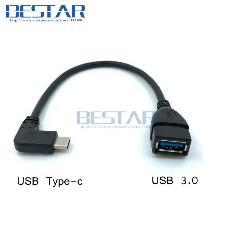 USB 3.1 Type c usb c Male Angle to USB 3.0 Mini USB Micro ...