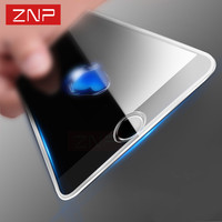 3D Aluminum alloy Tempered glass phone For iphone 7 7 6 6s PLUS 9H luxury hard Full screen Protect Film for iPhone 6 6s