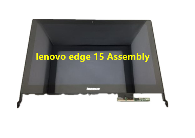 15.6 Free shipping Good quality Touch Digitizer Screen lcd display assembly For Lenovo Edge 15