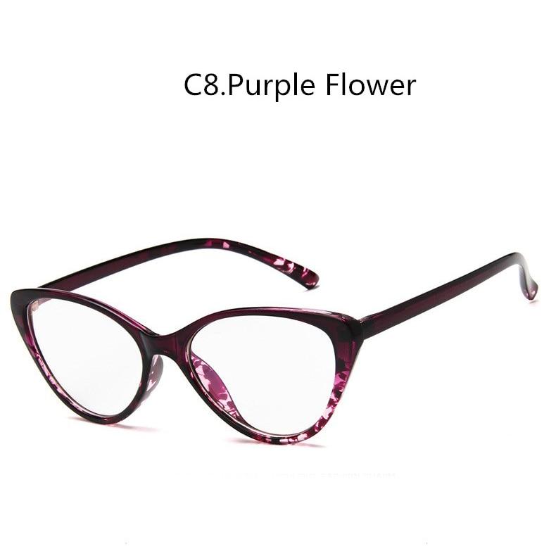 13038a58668 Dropwow KOTTDO Vintage Cat Eye Glasses Women Frames Eyeglasses ...
