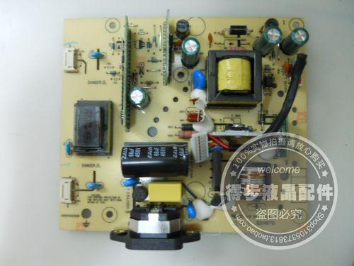 Free Shipping>Original  E1709W power board ILPI-123 491911400100R good test package-Original 100% Tested Working free shipping original e192hqv power board ilpi 110 491891400100r good test package original 100% tested working