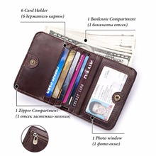 Men's High Quality Leather Wallet