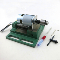 Model Of Mini Table Saw Bench DIY Electric Table Multifunctional Miniature Low Noise