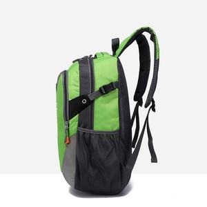 Image 2 - 2020 Hot Sell Male Backpacks School Bag Boys For Teenagers Chain Oxford Waterproof Backpack Men Backpack Casual Nylon backpacks
