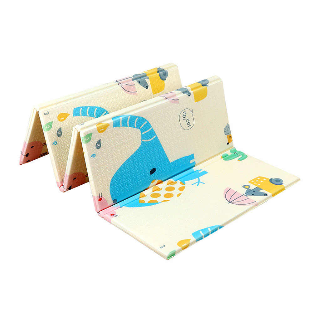 200*180*1 см портативный складной Детские коврик для лазания ребенка играть коврики пены XPE окружающей среды безвкусно кафе игры одеяло