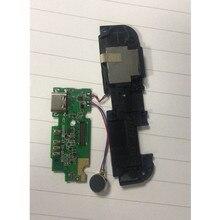 Для Ulefone power 3 3s внутренние части громкий динамик внутренний звонок+ плата зарядного устройства с USB док-станцией+ микрофон запасные аксессуары