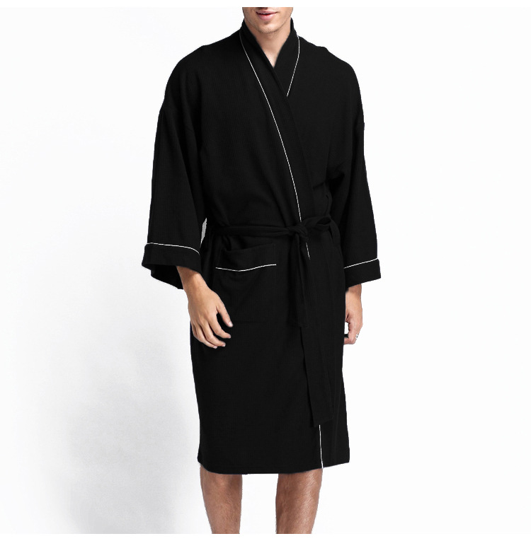 Free shipping.Brand new men Sleepping robe,home clothing,cotton plus size sleepingwear,homme quality.sales