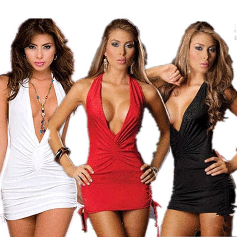 Women Babydoll Sexy Lingerie Hot Erotic Baby Dolls Fancy Dress Teddy Sex Underwear Lenceria Sexi Porno Costumes Pajama Sleepwear