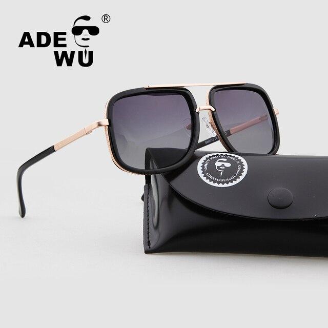 42ca5af225 Adewu Sunglasses Men Polarized High Quality UV400 Sun Glasses For Women Brand  Designer Driving Eyewear Lunettes de soleil homme