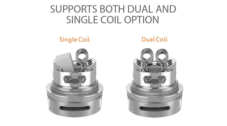 eekVape Ammit RTA Dual Coil Version - 3ml 6