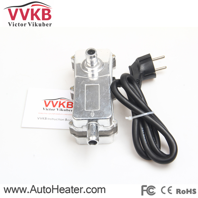 High quality VVKB Preheater for cars