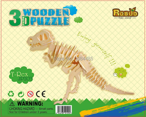Image 4 - ألعاب تعليمية للأطفال ثلاثية الأبعاد بأشكال خشبية مجسمة على شكل طائرة على شكل حيوانات