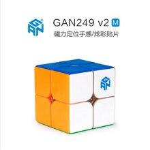 Новое поступление gan249 v2 m 2x2x2 куб 2x2 магический пазл