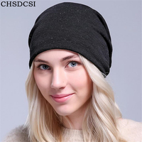 CHSDCSI Women's Winter Hats Knitted Wool Beanies Female Fashion Casual Skullies Outdoor Mask Ski Caps Thick Warm Hat For Women