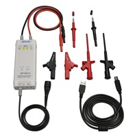 Micsig Oscilloscope 1300V 100MHz High Voltage Differential Probe Kit 3.5ns Rise Time 50X/500X Attenuation Rate DP10013