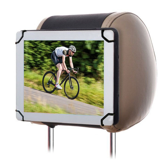 Phổ Tựa Đầu Xe Núi Chủ Cho 9.6-10.1 inch iPad Không Khí Pro Galaxy Tab