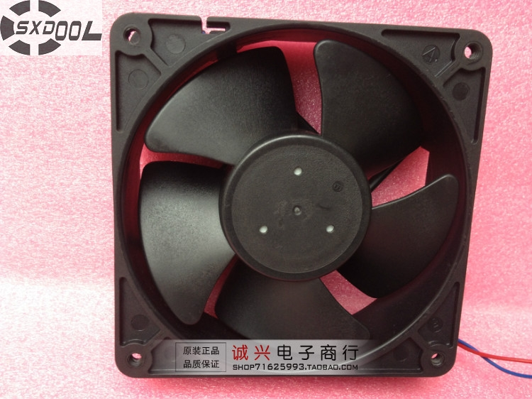 SXDOOL computer fan 120mm F1238E24B 12038 12cm 24V 0.35A drive double ball server inverter cooling fan original new fd241238eb 12038 12cm 24v 0 52a double ball bearing cooling fan for wonsan 120 120 38mm
