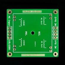 TALEMA квадратный сварной уплотнительный Кольцевой трансформатор 15 ВА/25 ва специальная фиксированная база/печатная плата