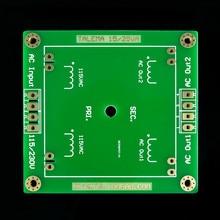 כיכר מרותך טבעת חותם TALEMA שנאי 15VA/25VA בסיס קבוע מיוחד/המעגלים/PCB