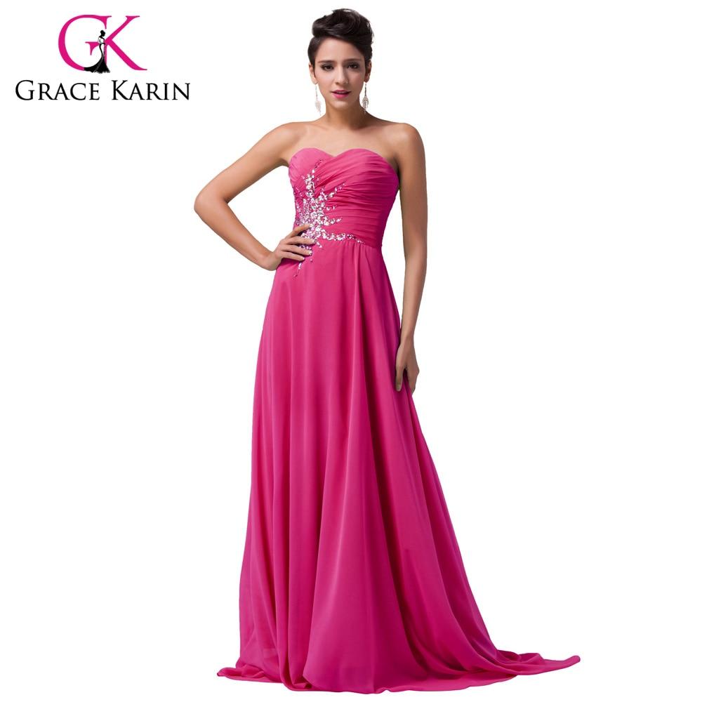 Karin graça Vestido De Noite Real Querida Rosa Vermelho Verde Longo Formais Vestidos de Festa Beading Lantejoulas Celebridade Vestido Prom Dress 2018