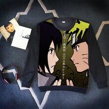 Free Shipping Anime Manga Naruto Sweatshirt Hoodies Men 005