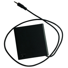 Eternal power supply for electronic cabinet lock only