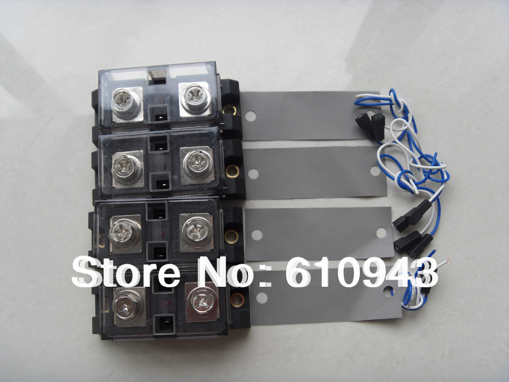Free shipping industry class Solid State Relay SSR SAM40200D 200A 48-530VAC 4-32VDC in a free state