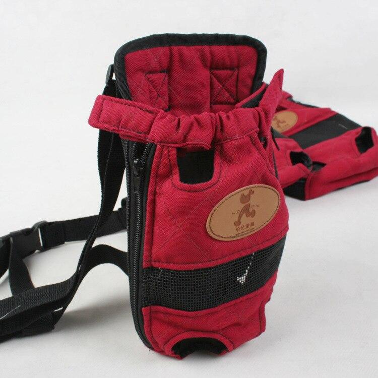 Cómoda mascota perro perro gato mochila de viaje cofre del perro - Productos animales