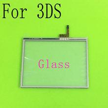 цена на High Quality Touch Screen Digitizer Replacement For Nintendo for 3DS Screen Lens Repair Part