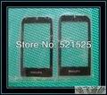 Frete grátis, Lente Original para Philips F533 celular, Tela para CTF533 telefone xenium móvel