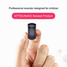 STTWUNAKE mini Keychain voice recorder HD noise reduction Time stamp Audio Recorder Dictaphone Designed for children