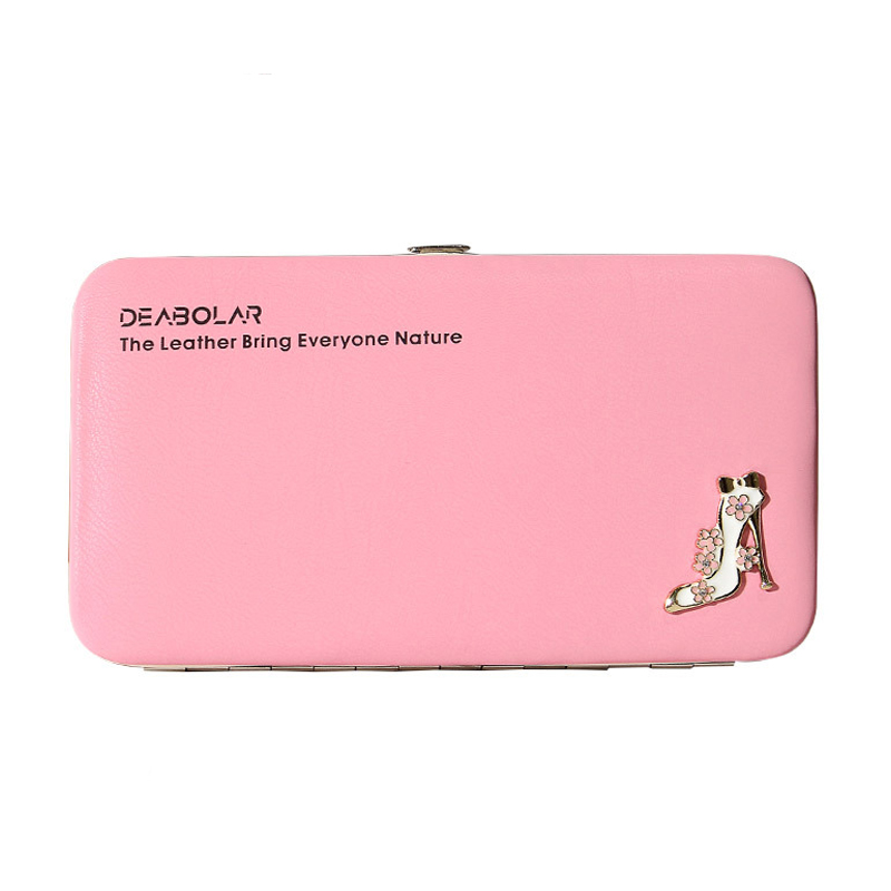 Purse Women Leather Wallet Coin Purse Female Long Fashion Capacity Money Bag Wristlet High Quality Ladies Phone Wallet Clutch