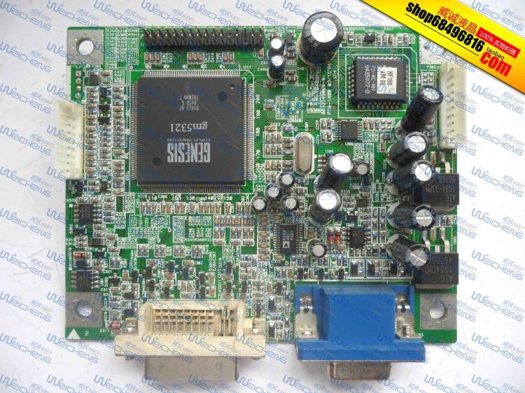 все цены на Free Shipping>H&P / H&P F1904 logic board PTB-1490 6832149000-01 driver board / motherboard / signal board-Original 100% Tested онлайн