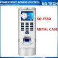 IP65 RFID Biométrico de Control de Acceso por Huella Digital de La Máquina Eléctrica de METAL Escáner Lector de Código Para El Sistema de Cerradura de La Puerta Del Sensor