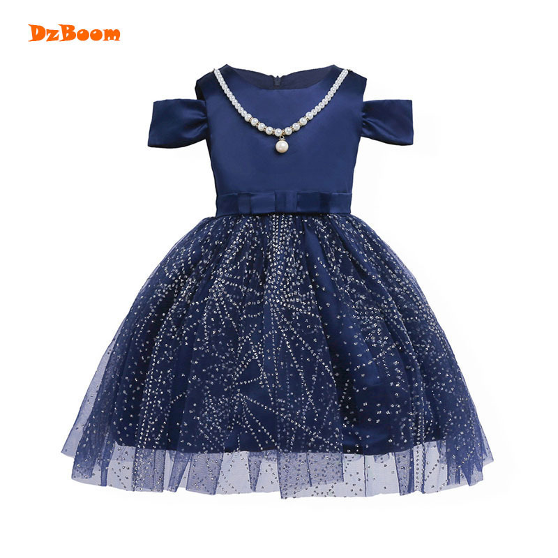 DzBoom 3-8yrs Teenagers Girls Dress Wedding Party Princess Christmas Dresses For Girl Party Costume Kids Party Girls Clothing girl dresses cinderella dress costume princess party dresses girls christmas clothes fresh butterfly dress for teenagers
