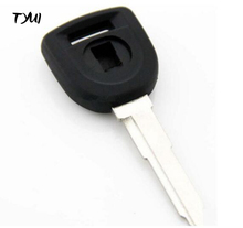 TYUI  Car Key For Mazda Transponder Chips Key Shells Replacements With Logo
