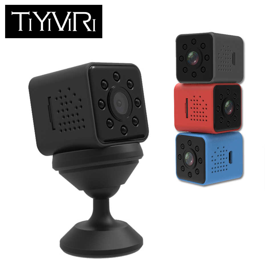 TiYiViRi SQ23 Wifi Camera Mini 1080P Wide Angle Night Vision Mini Camcorder Micro Camera HD 1080P Video Recorder DVR Pk SQ13 SQ8