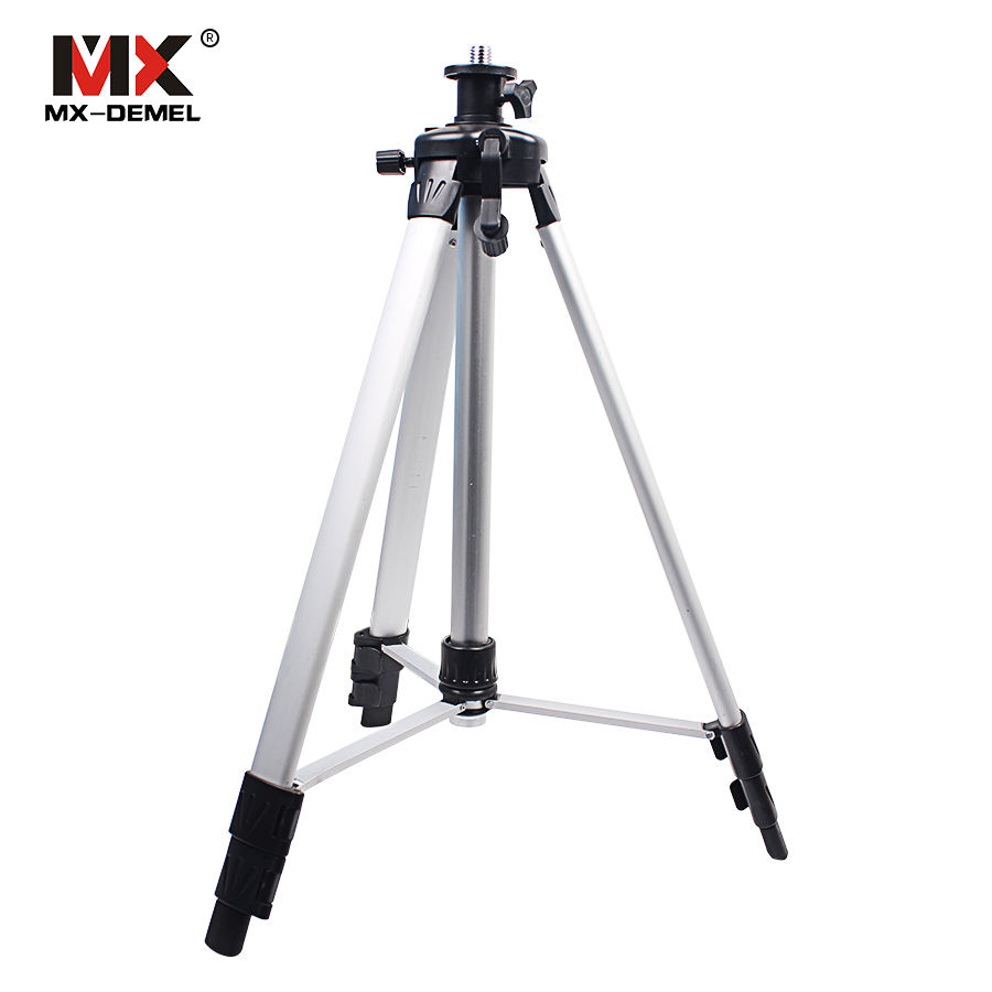 1.5m H Laser Level / Line Laser/ Construction Level / Infrared Level / Cross Line Laser Level Color COATED Aluminum Tripod Tools