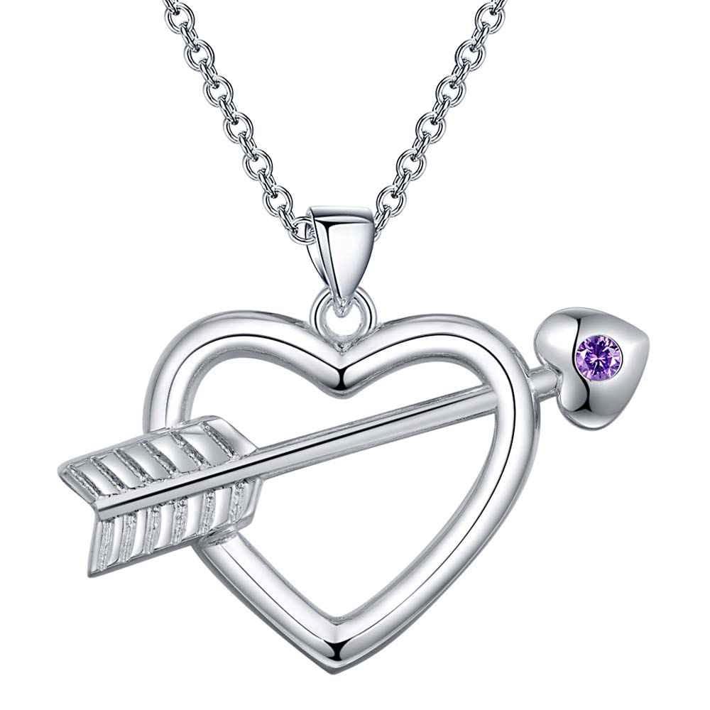 6de7ce1d3dfb ᗑ Caliente al por mayor de plata chapada encanto jewelrys Collar ...