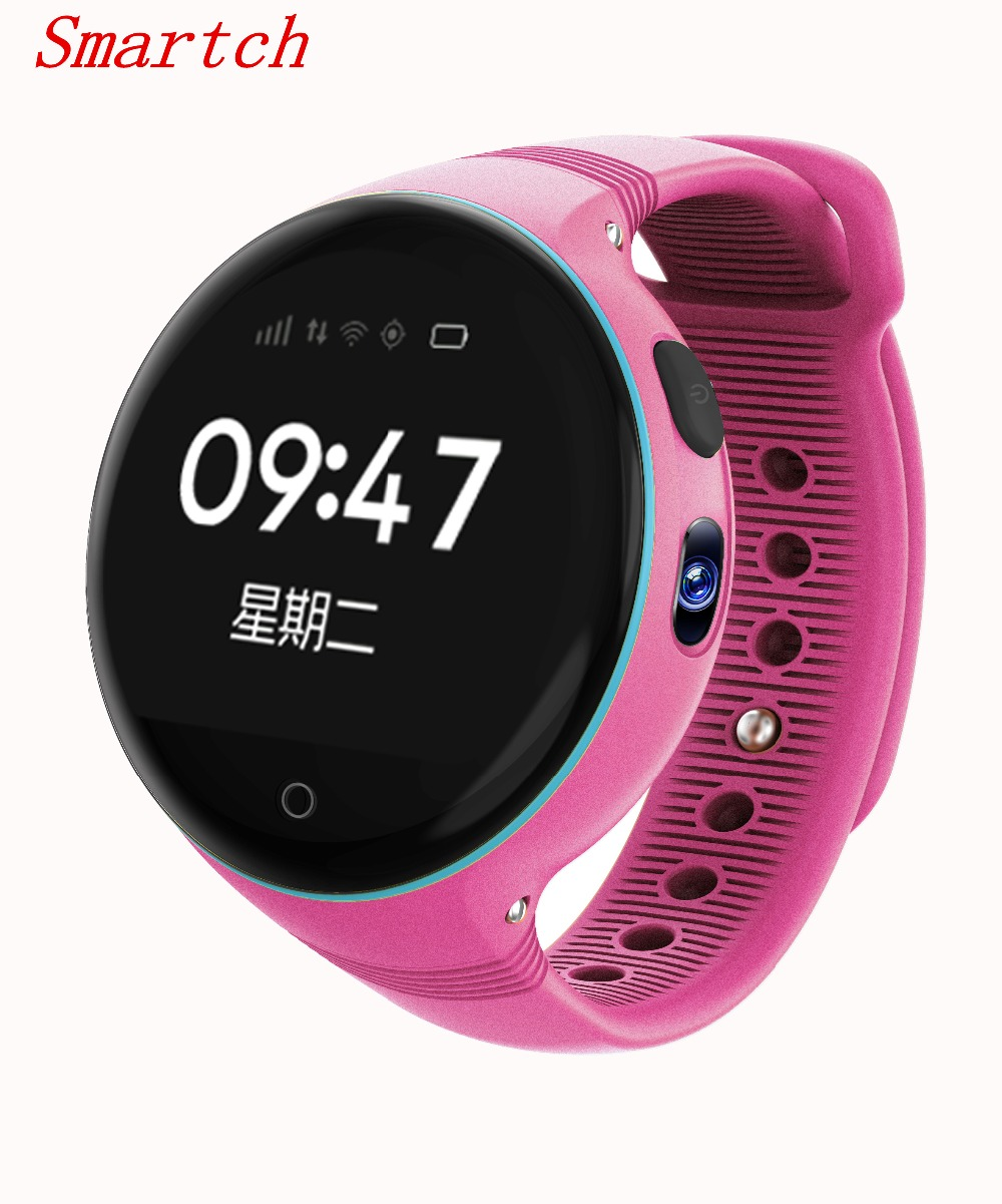 Smartch S668 Smart Watch with Camera Zero-distance positioning Kids Monitoring Phone WiFi GPS Tracker SOS for Android and iOS Ph original a6 gps tracker watch for kids children smart watch with sos button gsm phone support android