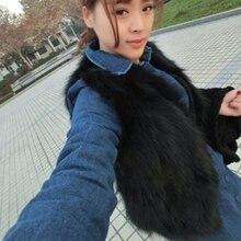 fox fur vest short design women's fur vest raccoon fur coat