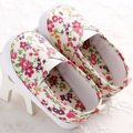 Baby Girl Shoes,Printed Flowers Anti-slip First Walkers/Prewalker For Babies,Infant Princess Crib Slip On,0-18 Month,2017 Spring