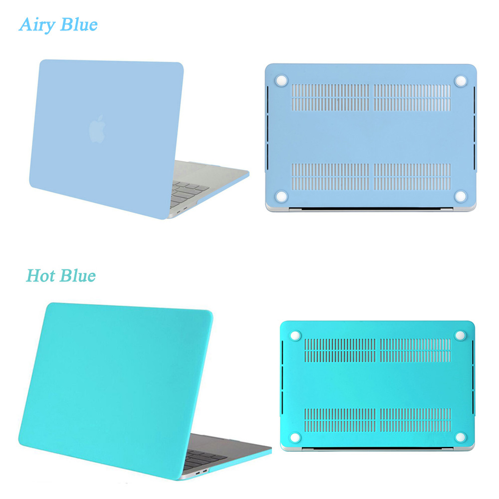 Matte Coque Cover Case for MacBook 9